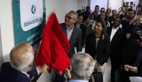 Hospital Renascença inaugura ala especializada