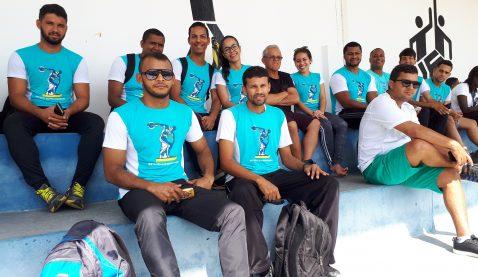 Alunos de Educação Física vivenciam prática acadêmica durante Circuito