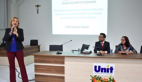 Evento discute Tutela de Direitos Humanos em vasta programação
