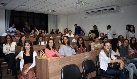 Unit promove palestra sobre Direitos Humanos na América Latina