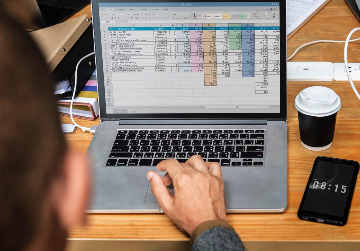Excel Profissional – Básico e Intermediário