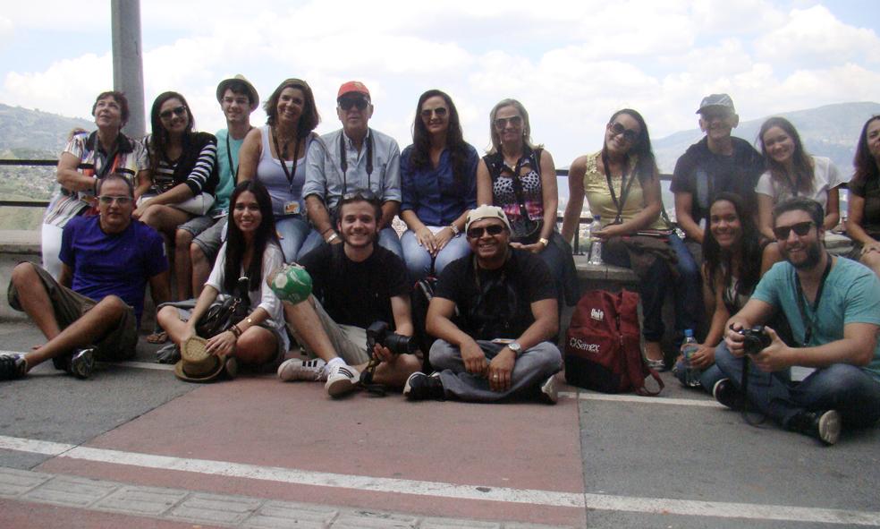 Docentes e estudantes participam do Fórum Mundial de Urbanismo