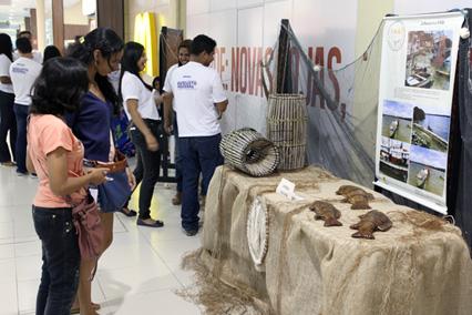 Exposição resgata cultura do povoado São Brás