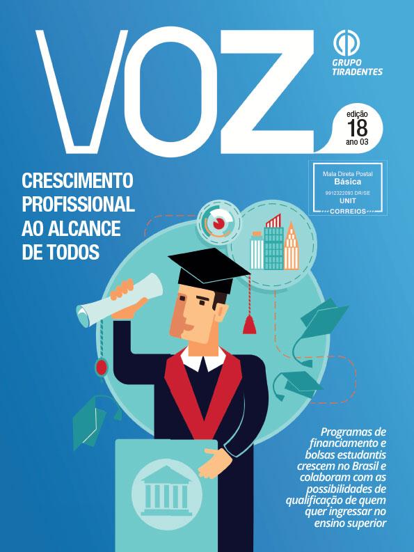 Crescimento profissional é foco da nova edição do Voz
