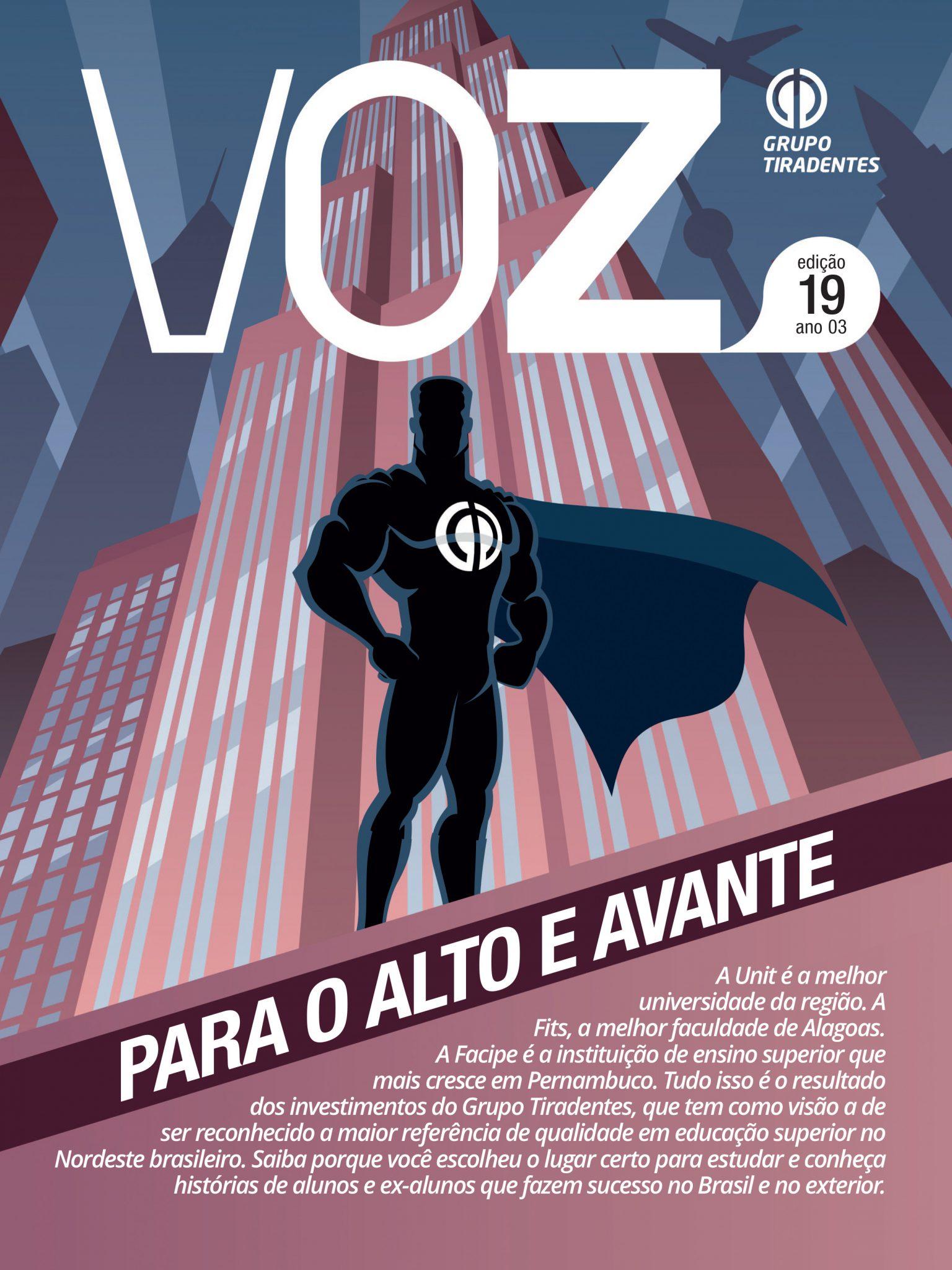 Jornal Voz chega a 19ª edição