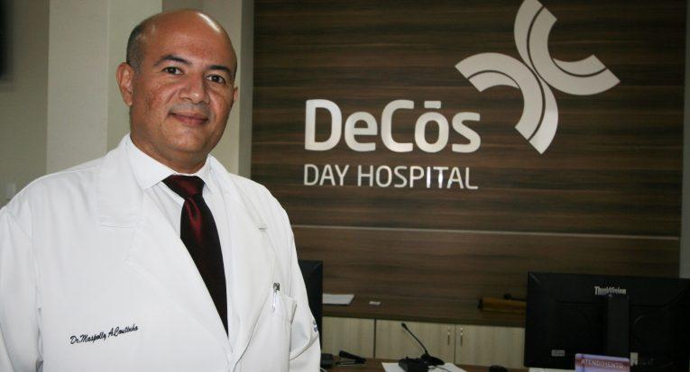 O médico Maspolly Coutinho atua em Sergipe há cinco anos exclusivamente em ultrassom