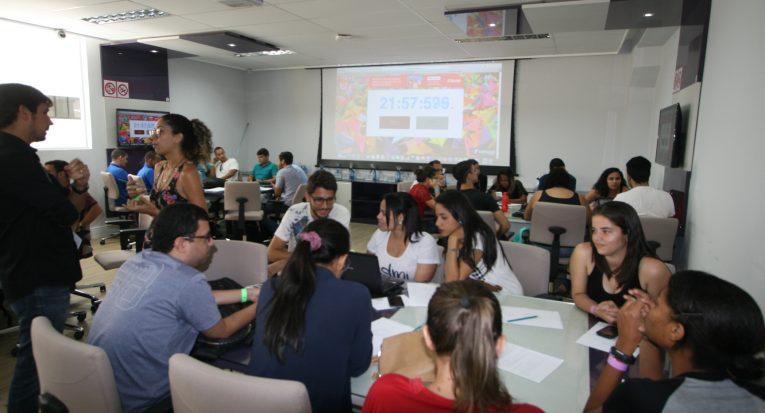 Evento integrou conhecimento das disciplinas do curso