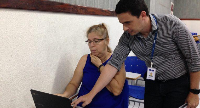 Diretor de Tecnologia e Informática da Unit, Nilton Oliveira