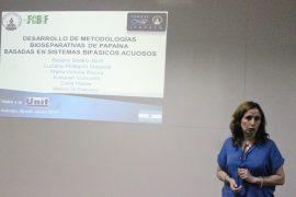 Professora Doutora da Argentina participa em Aracaju de atividades do PEP/Unit