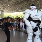 Unit reinicia atividades letivas com diversão e jogos