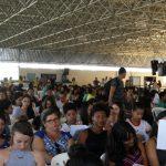 Unit recebe milhares de alunos para aulão