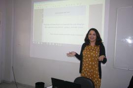 Programa de Mestrado em Direitos Humanos recebe Dra. Sayonara Leal