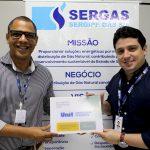Unit e Sergás firmam parceria