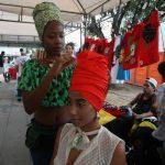Moda com raízes africanas