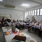 Paimi promove confraternização