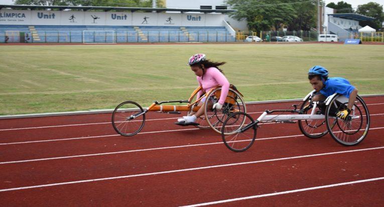 Equipe paraolímpica da rede pública de ensino do estado e município participarão do circuito
