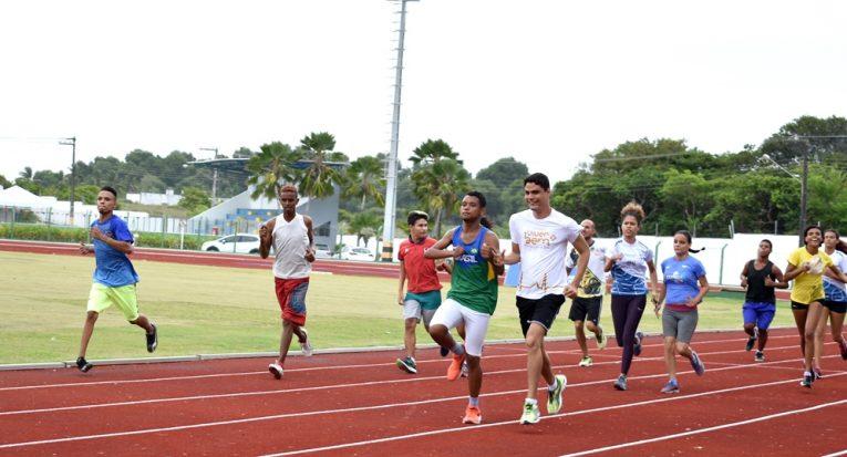 Alunos da rede pública reconhecem a estrutura da Vila Olímpica Unit