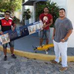 Cabuto representará as Engenharias de Sergipe em competição nacional