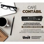 Curso de Ciências Contábeis realiza Café Contábil aberto ao público