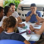 Unit na expedição do Projeto Rondon