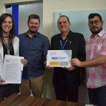 Unit e Fundação de Saúde Parreiras Horta firmam convênio