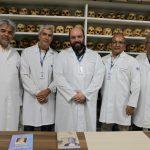 Professores da Unit lançam livro durante Congresso Brasileiro de Anatomia