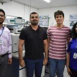 Pesquisadores da Unit desenvolvem projeto em parceria com o Reino Unido