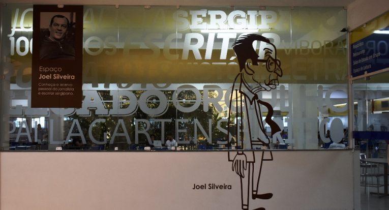 Espaço Joel Silveira estará situado no segundo piso da Biblioteca Central, campus Farolândia