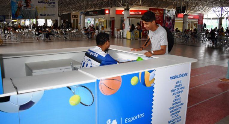 Jogos Internos apresenta 13 modalidades esportivas a todos os alunos