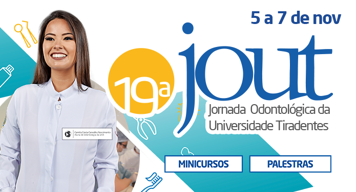 Faça sua inscrição no site: www.unit.br/eventos