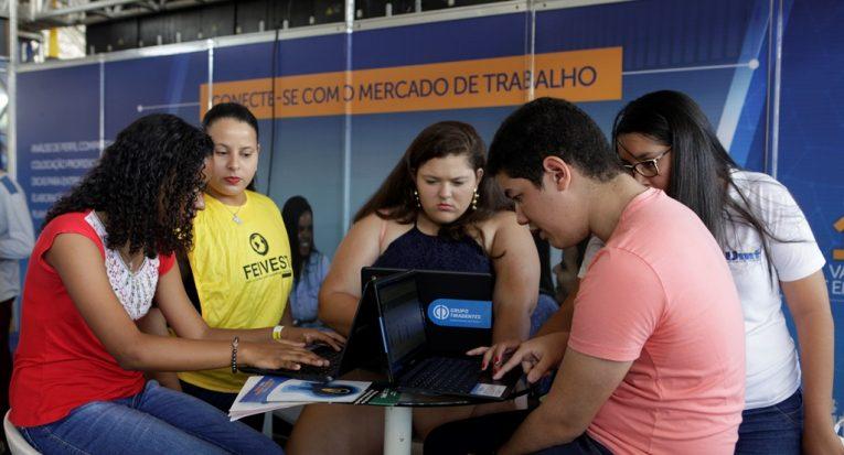 Feivest é ideal para o futuro universitário conhecer melhor as áreas do conhecimento