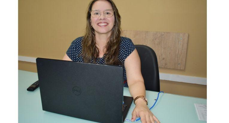 Diretora de Marketing do Grupo Tiradentes, Ivana Fadul