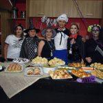 Gastronomia promove o 1º Halloween