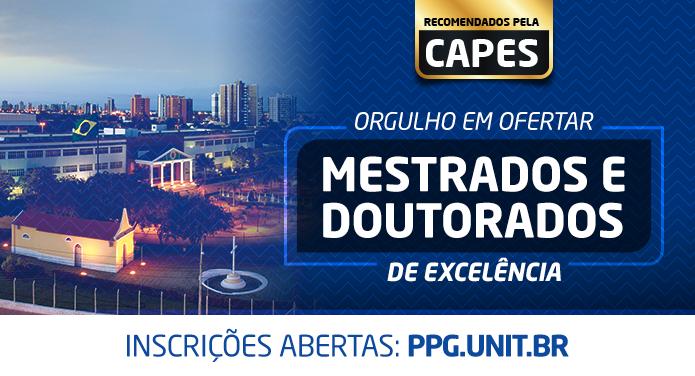 Acesse: www.ppg.unit.br