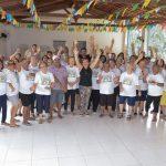 Programa de Assistência Integral à Melhor Idade realiza confraternização