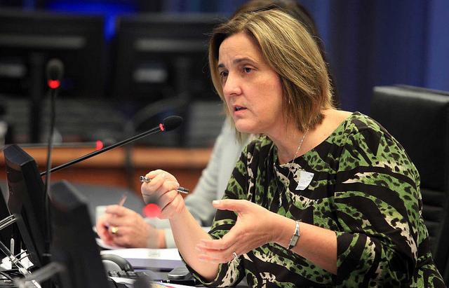 Conselheira do CNJ Maria Tereza Uille Gomes ministrará palestra na noite desta quinta-feira, 21 (Foto: Gláucio Dettmar/Agência CNJ)