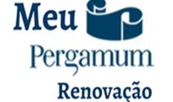 Biblioteca - Pergamum renovacao