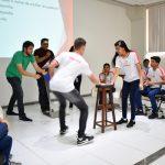 Gincana escolar acontece na Unit e movimenta estudantes do ensino médio durante atividade competitiva