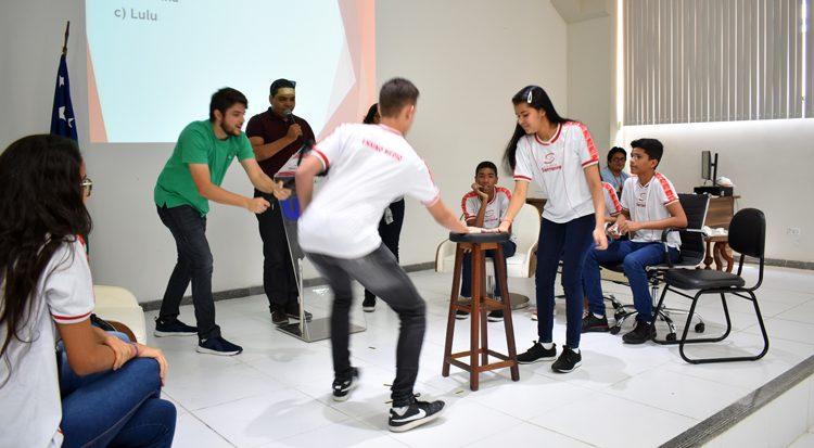Competições acirradas animam os participantes