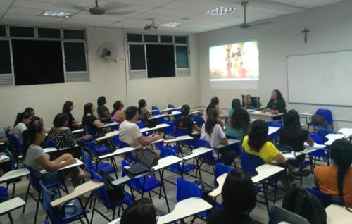 No polo Aracaju Centro a participação foi efetiva