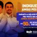 Ganhe descontos nas mensalidades aderindo à campanha para captação de alunos nos cursos de Pós-graduação da Unit Sergipe