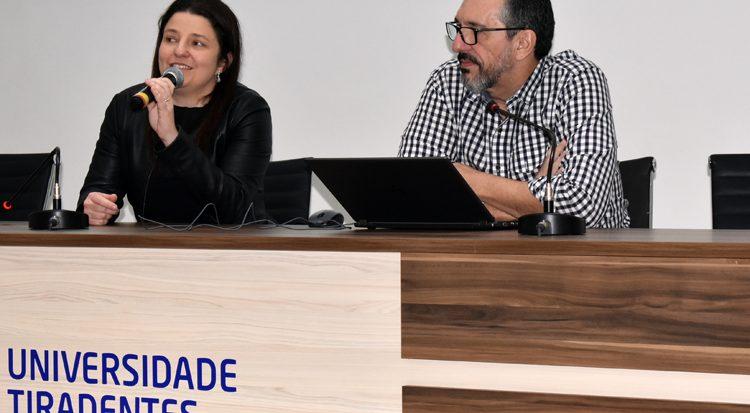 Os juízes Flávia Moreira e Luciano de Azevedo Frota