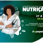 Congresso Nacional de Nutrição inicia nesta segunda em Aracaju