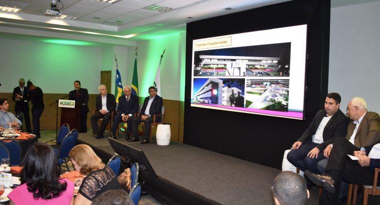 CEO do Grupo Tiradentes apresentou os últimos  investimentos do grupo