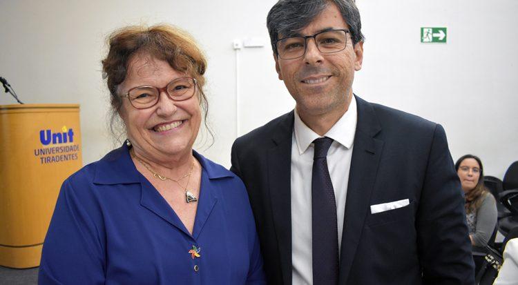 Os advogados Adélia Pessoa e Sérgio Morais