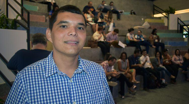 Luiz Gomes da Cunha Neto, professor participante