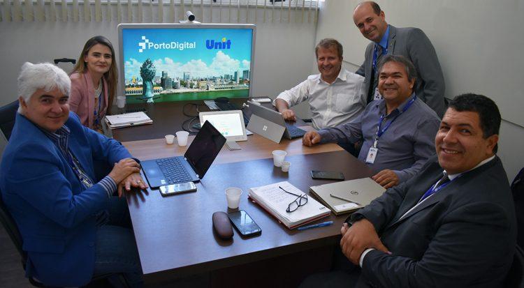 Registro da reunião