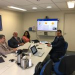 Unit analisa possibilidade de aderir à Rede Nacional de Pesquisa
