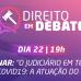 'O Judiciário em tempos de Covid-19: a atuação do CNJ' é tema de webinar hoje, 22