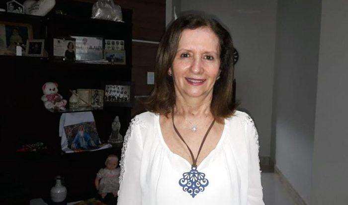 A médica e professora Izailza Matos